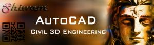 3D AutoCAD Training for Civil Engineering Bareilly