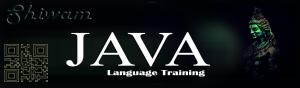 JAVA Programming Language Training