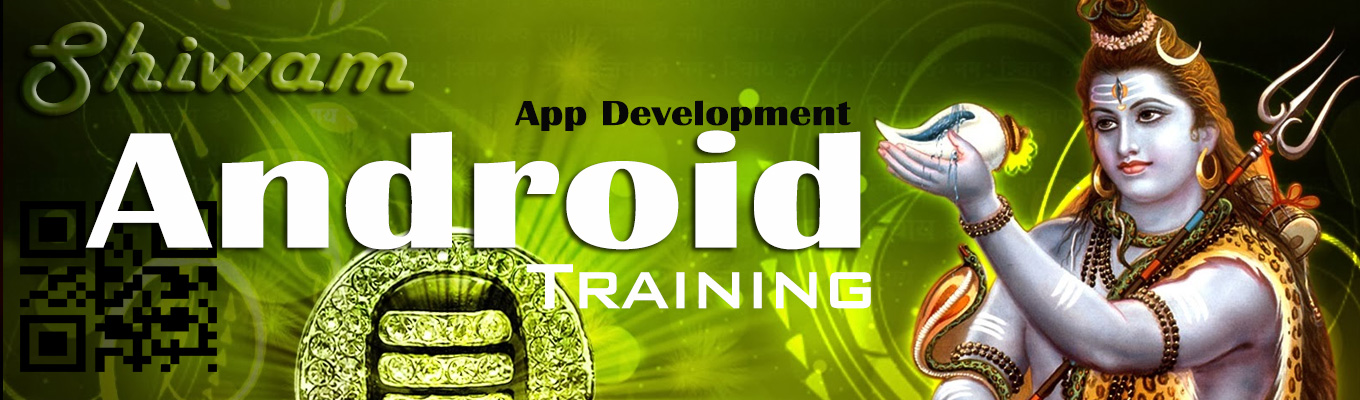 Android App Development Training Classes Bareilly
